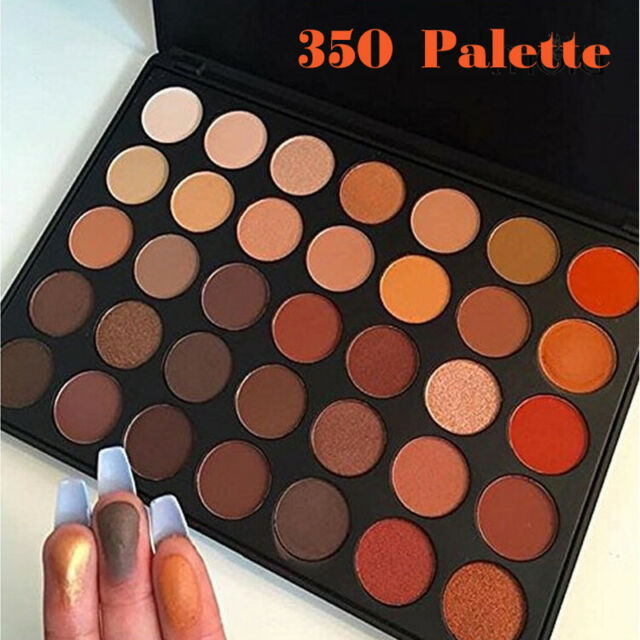 best morphe palette for brown eyes. hot brand morphe brushes 35o 350 eyeshadow palette 35 colors nature glow best morphe for brown eyes