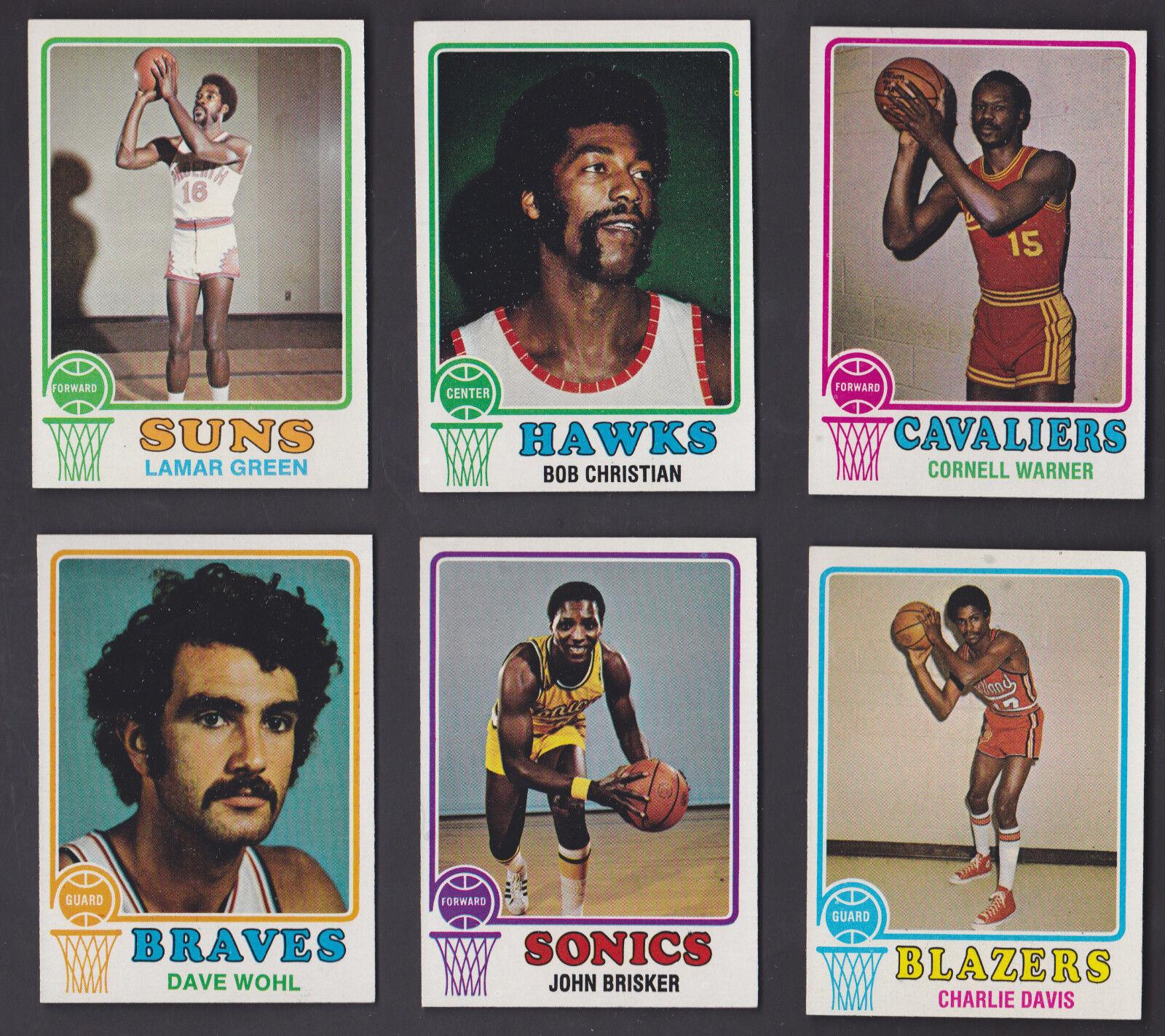1973 Topps Elmore Smith 19 Basketball Card