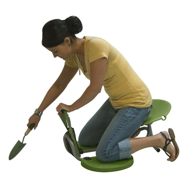 Vertex Easy Up Kneeler Gardening Seat For Pruning Weeding