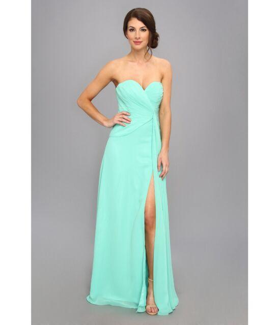 Faviana Strapless Sweetheart Dress 6428 MINT Women\'s Bridal / Prom ...