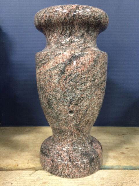 Paradisio Granite Vase Cemetery Monument Gravestone Memorial Flower