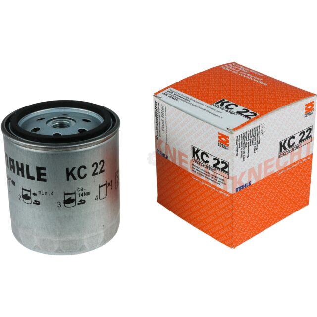 Genuine Mahle Fuel Filter KC 22 Fuel Filter