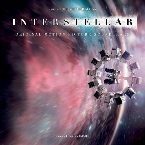 Hans Zimmer - Interstellar (Original Soundtrack) [New Vinyl LP] Holland - Import