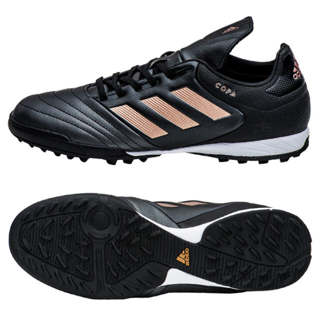 adidas 2017 cleats. adidas 2017 copa 17.3 tf turf football shoes soccer cleats black/gold bb0858 t