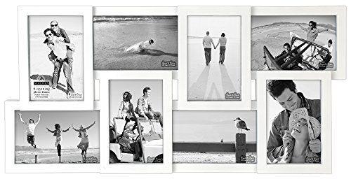 Malden International Designs Puzzle Collage Picture Frame 8 Option 8 ...