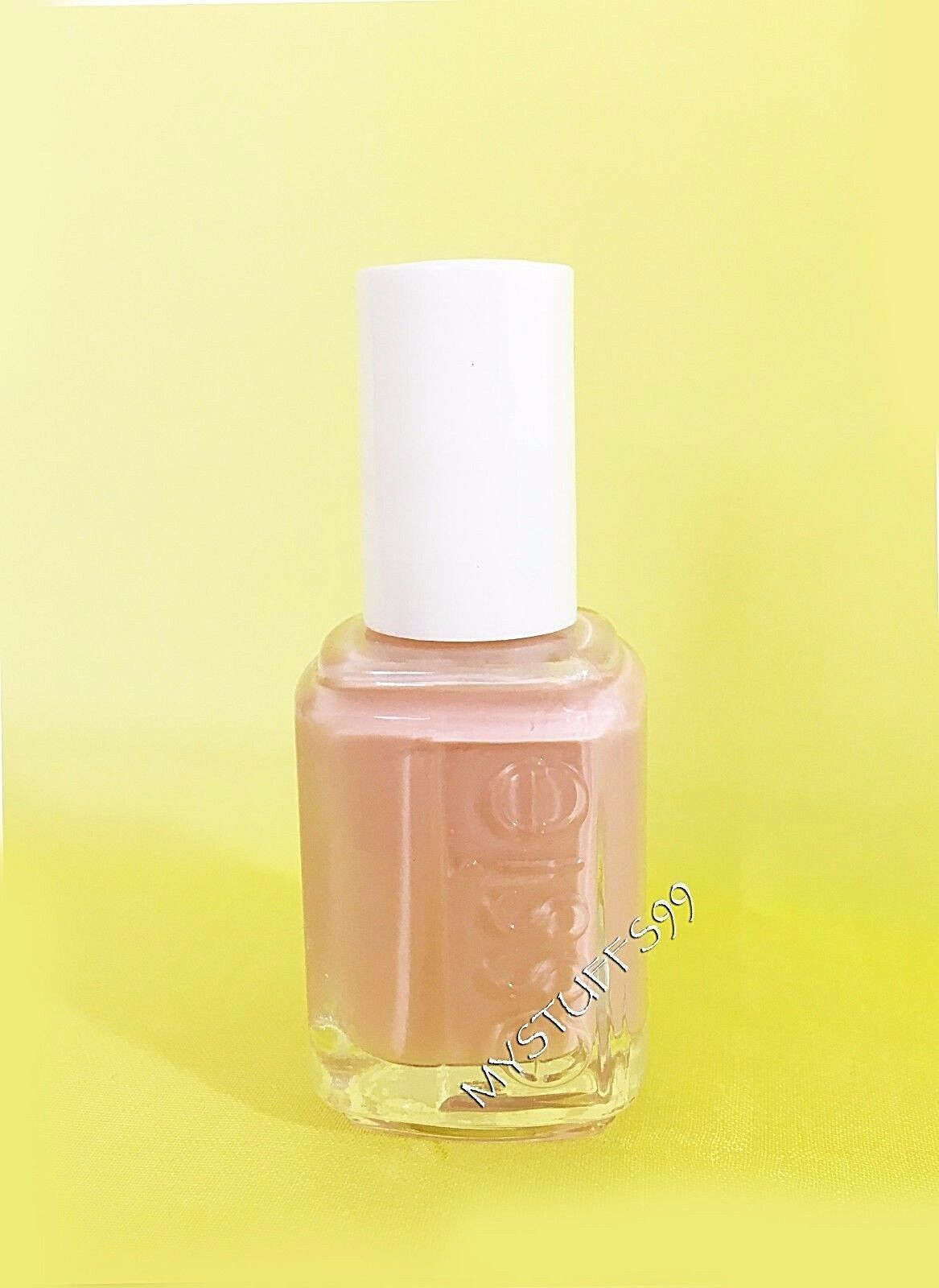 essie Nail Polish Lacquer Steppin\' out .5 Oz Pale Nude Light Pink ...