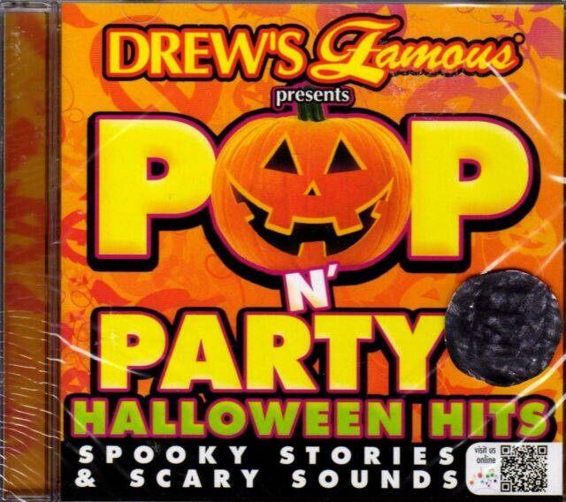Drew's Famous 57 Kids Halloween Party Songs Stories & Spooky ...