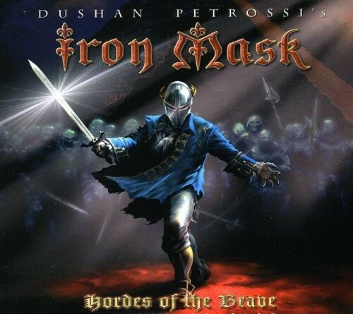 Iron Mask - Hordes of the Brave [New CD] UK - Import