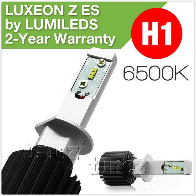 h1 led philips luxeon zes lumileds headlight car headlamp. Black Bedroom Furniture Sets. Home Design Ideas