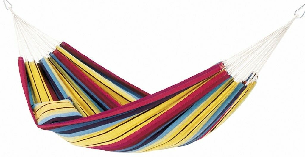 camping dormitory paulone indoor student thickening hammock blue outdoor bar supermall rainbow canvas