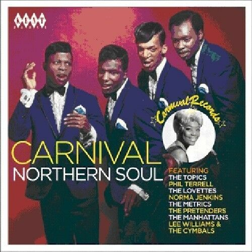Various Artists - Carnival Northern Soul / Various [New CD] UK - Import