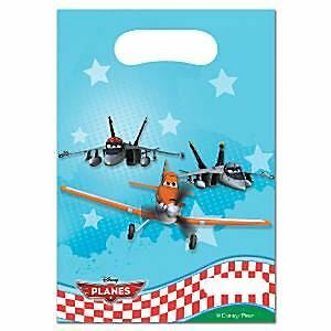 Disney Planes Party bags (6 Loot bags)