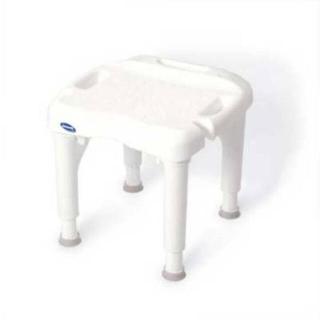 Invacare Medical Bath Seat Bench Shower Bathtub Stool Chair Without Backrest