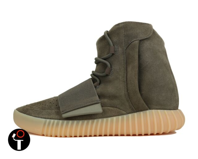 ADIDAS YEEZY BOOST 750 6-13 BROWN GUM CHOCOLATE BY2456. (2016).