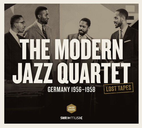 Ronell / Lewis / Jac - The Modern Jazz Quartet [New CD]