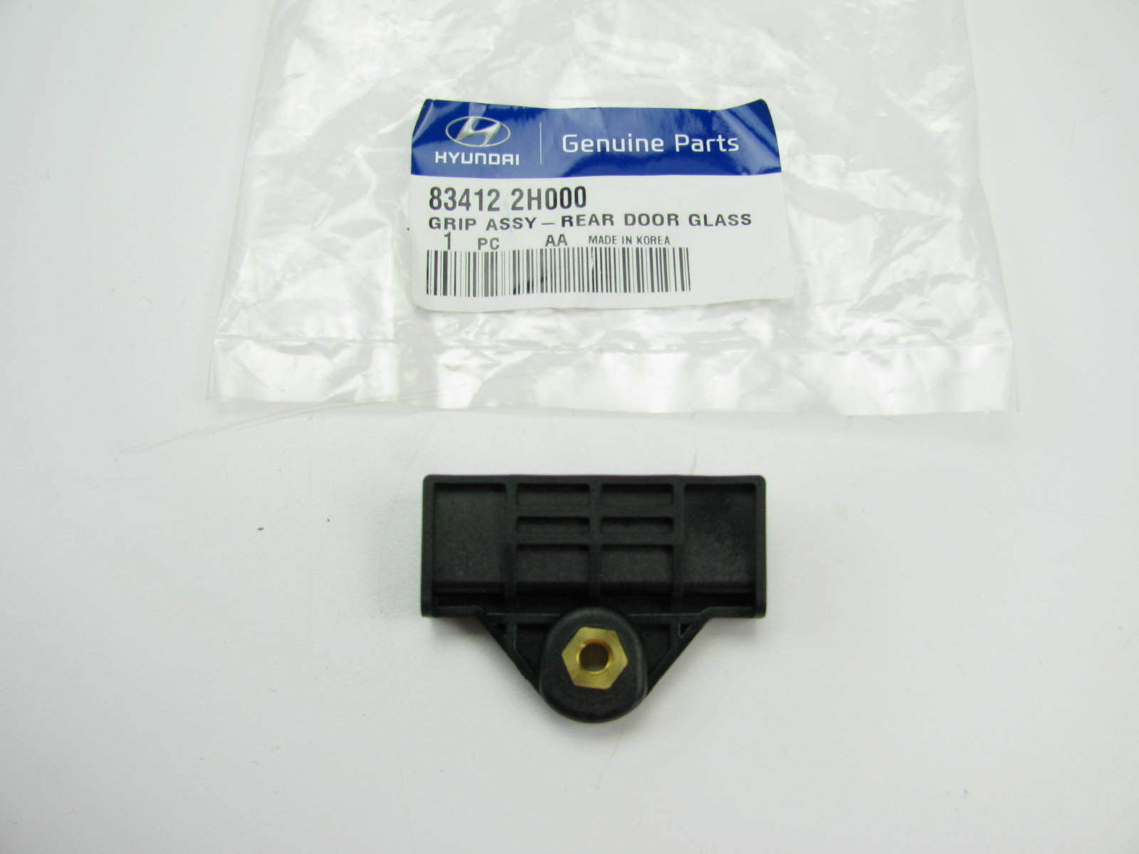 Picture 1 of 3 ... & Hyundai OEM 10-15 Tucson Glass-rear Door-door Glass Holder ... pezcame.com