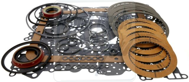 Chevy Pontiac Powerglide Transmission Rebuild Kit Ebay
