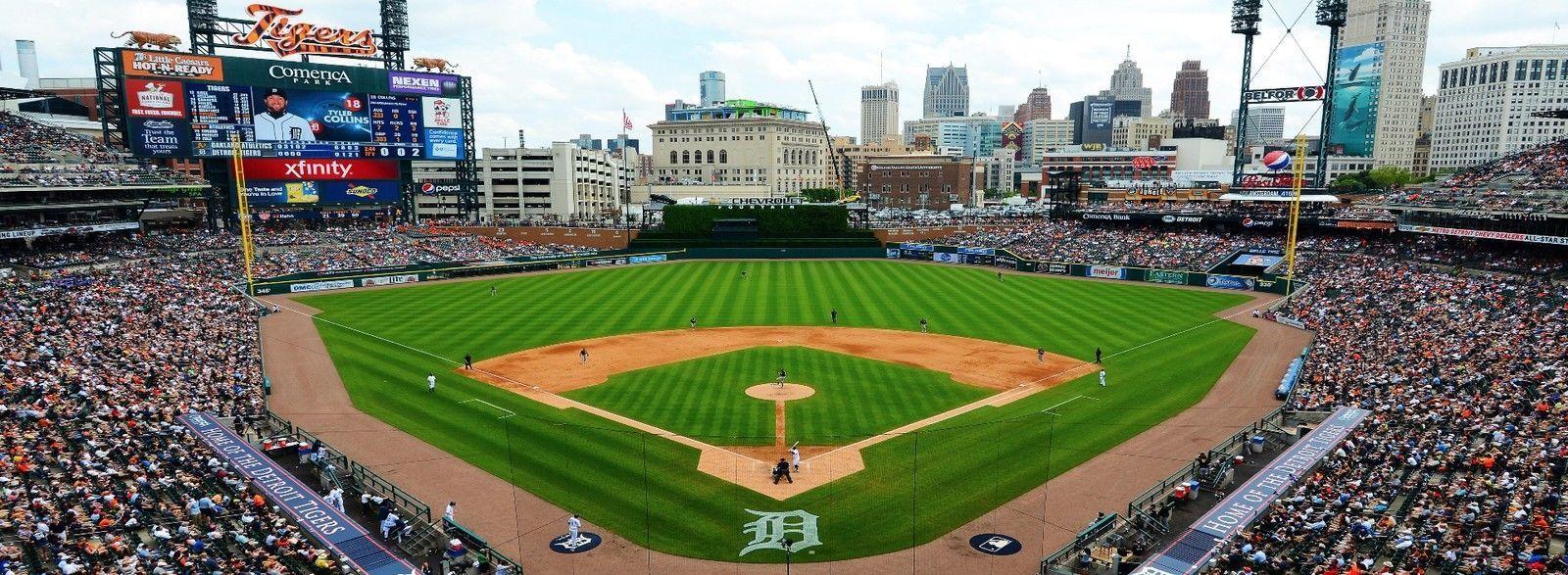 Detroit Tigers Schedule