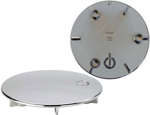 Viega Tempoplex Ausstattungsset 115 mm Fertigset Abdeckung Abdeckhaube 649982