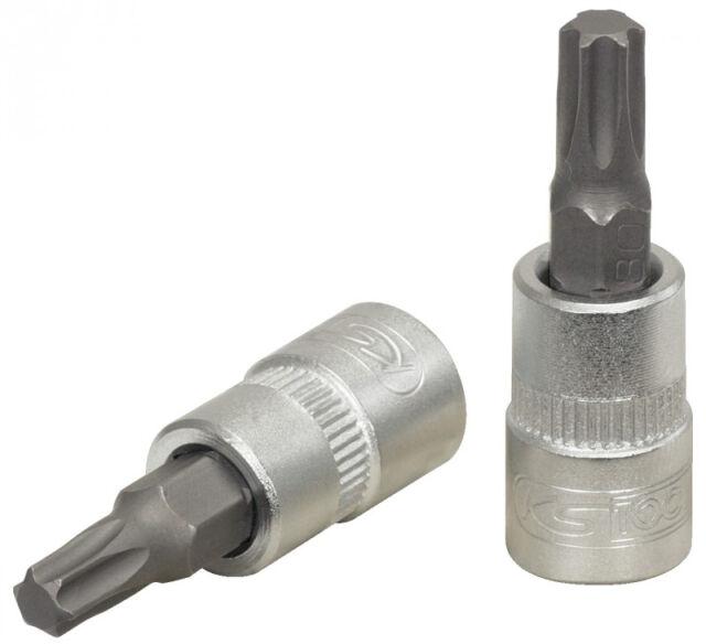 """KS Tools 1/4"""" Bit-Stecknuss für TX-Schrauben"""