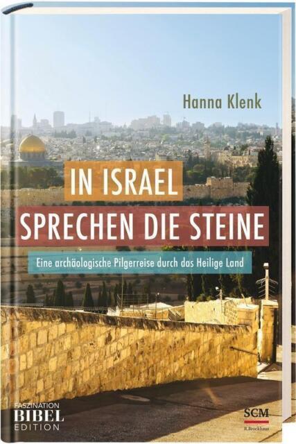 In Israel sprechen die Steine - Hanna Klenk - 9783417267181 PORTOFREI