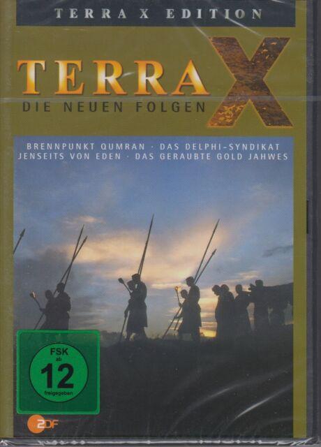 Terra X - Die neuen Folgen - Teil 1      DVD NEU