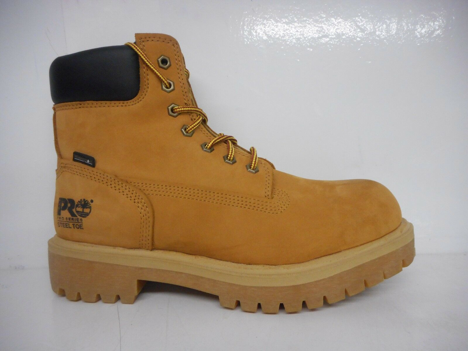 Timberland pro direct attach 6 steel toe boots 65016 85 m ebay picture 1 of 6 biocorpaavc Images