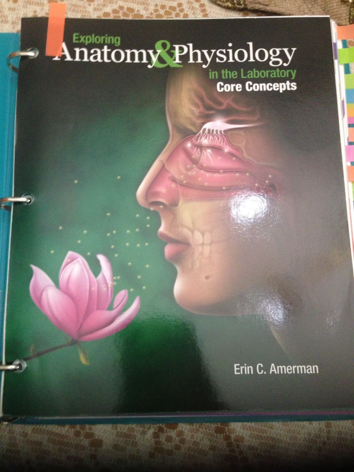 Exploring Anatomy and Physiology in the Laboratory, Core Concepts by ...