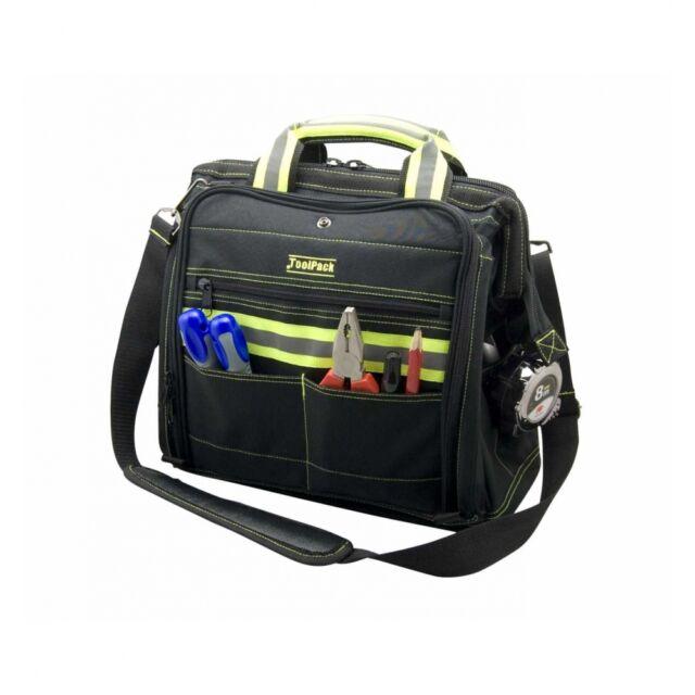 reflektierende Werkzeugtasche Werkzeug Tasche Werkzeugkoffer Schulterriemen