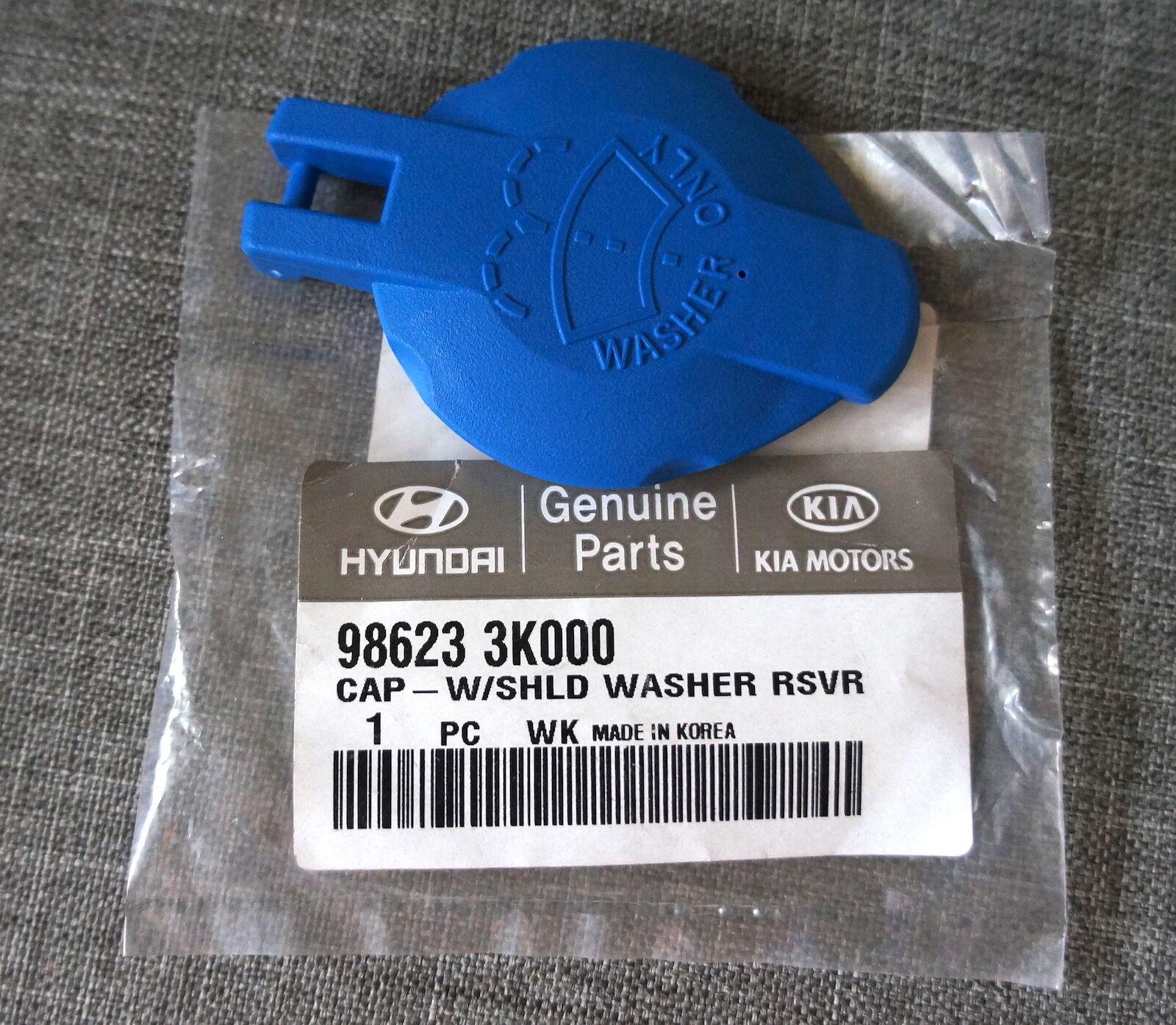Hyundai Elantra: Washer fluid