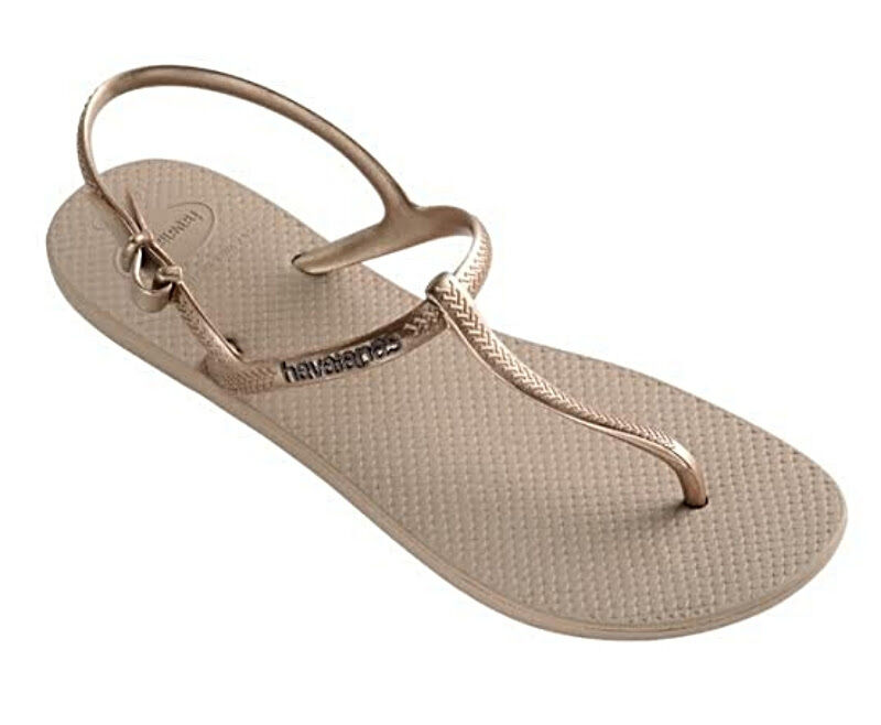 Freedom Sandal - Rose gold Havaianas jHRcs