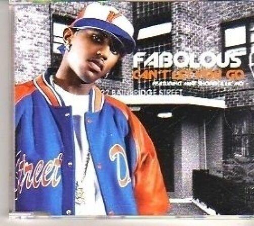 (CT428) Fabolous, Can't Let You Go - 2003 DJ CD