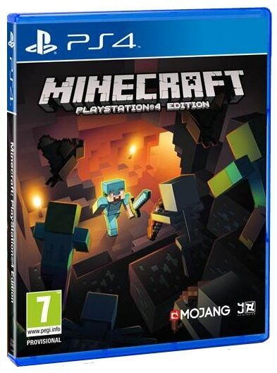 Minecraft (PS4) [New Game]