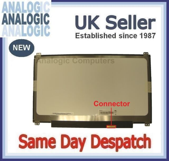 "Samsung LTN133AT29 13.3"" Laptop Screen UK Supply"