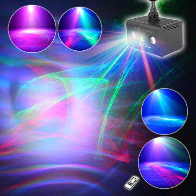 DJ Laser Light RGB LED Aurora Lighting Projector Stage Party Home Bar Home Decor  sc 1 st  eBay & SUNY IR RG Aurora Laser Lighting Galaxy RGB Lightning LED Stage ...