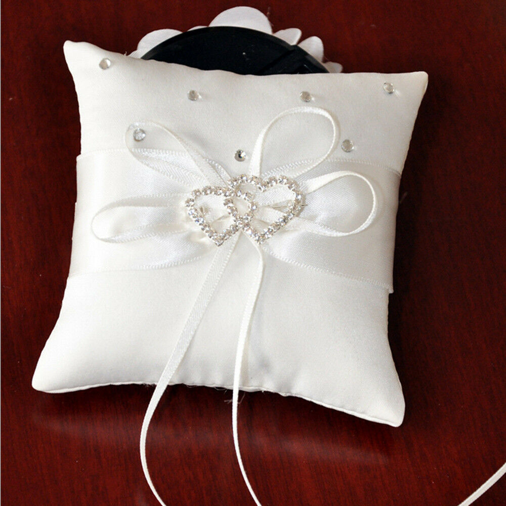 pillows ring diy bearer wedding s pinterest rustic pillow pin