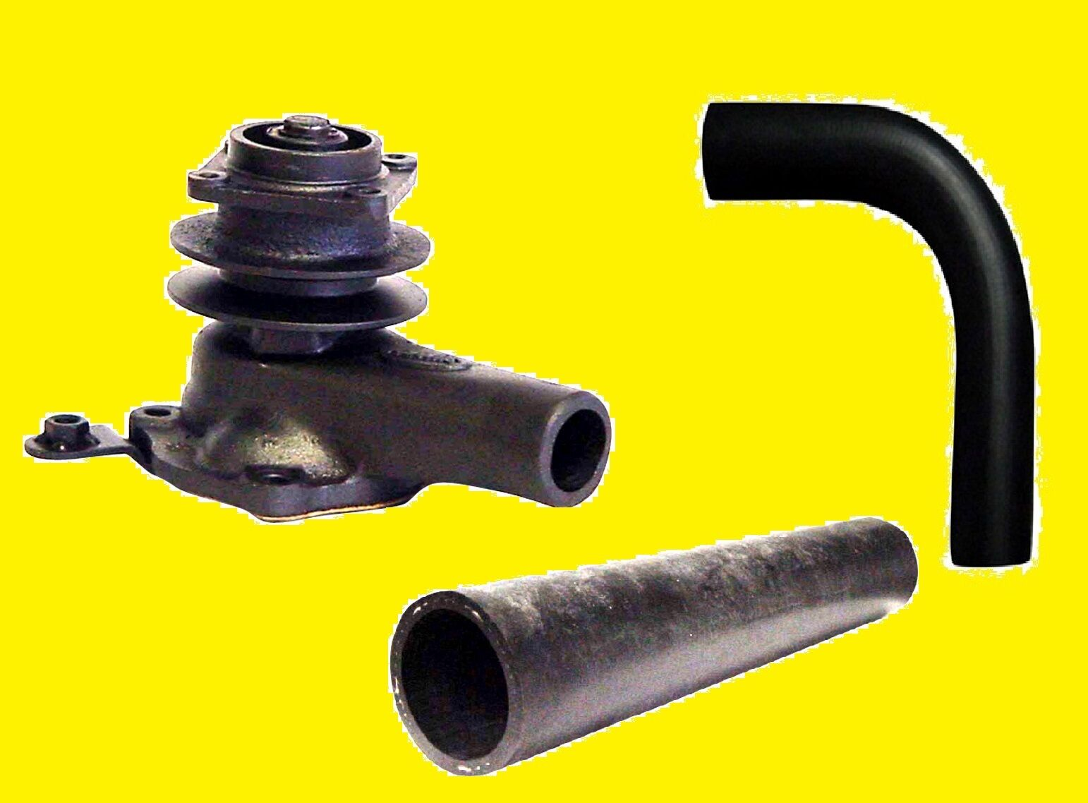 Replacement Water Pump Ford N Series Tractors 2n 8n 9n Ebay Distributor Item 3 Kit W Radiator Hoses 1939 50 Front Mount
