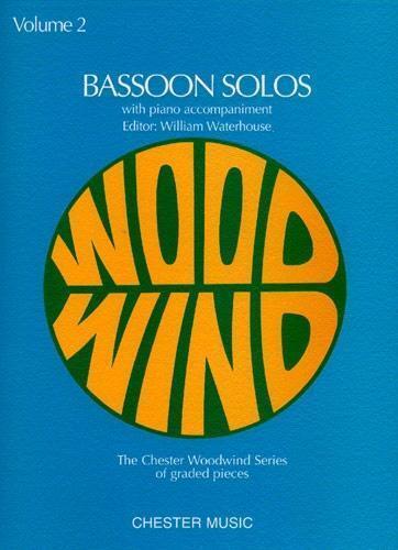 Bassoon Solos Volume 2, Ed. William Waterhouse CH55094