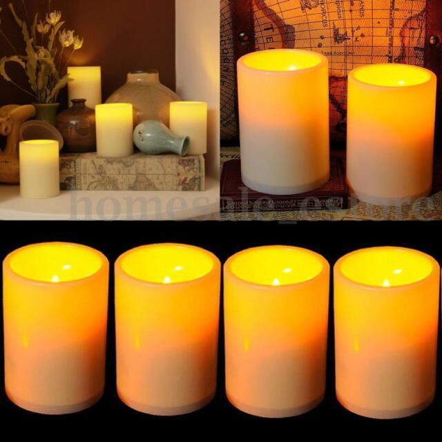 Flameless Votive Candles Enchanting LED Flameless Votive Candles Battery Operated Flickering Tealight