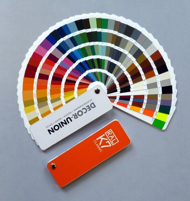 Ral strati Colorati carte colorate K7 Classic 213 Tonalità di colore ...