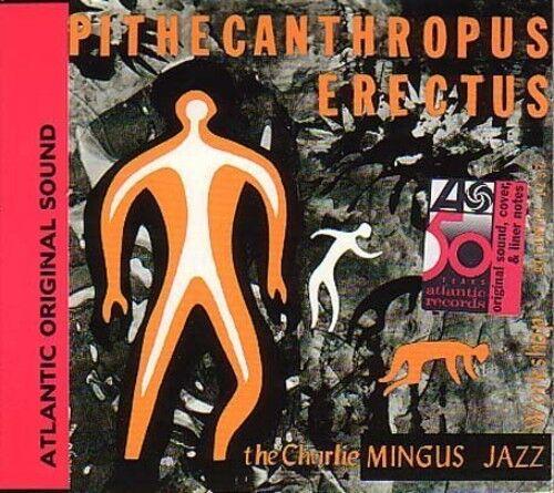 Charles Mingus - Pithecanthropus Erectus [New CD]