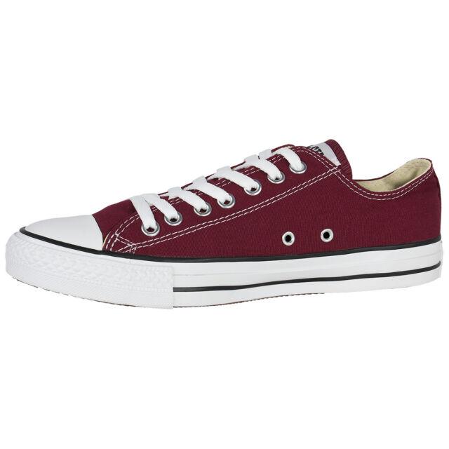 Converse Chuck Taylor All Star Ox Scarpe Marrone M9691C Sneaker Casual