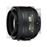Nikon AF-S 35mm f/1.8 G