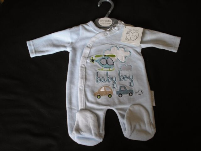 Premature Preemie Baby Clothes Tiny Sleepsuit All in e