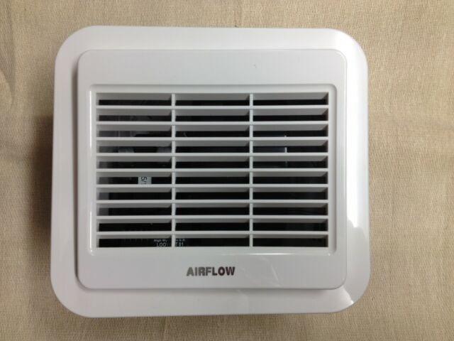 Airflow Aidelle Loovent Tm 01 Extractor Fan With Timer Model No 71766401