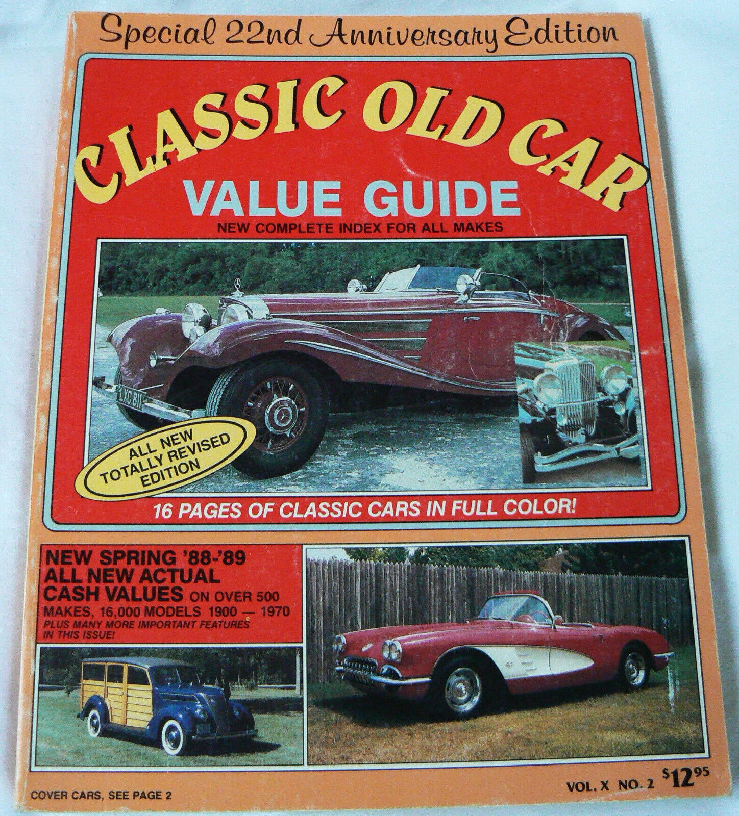 Modern Old Cars Price Guide Values Elaboration - Classic Cars Ideas ...