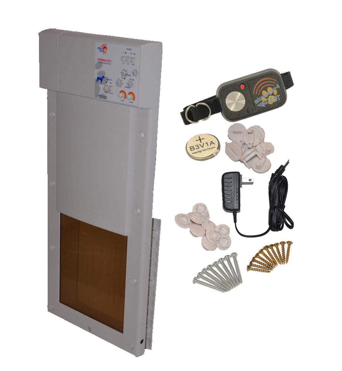 Px1 High Tech Pet Power Pet Automated Door Medium Electronic Sensor