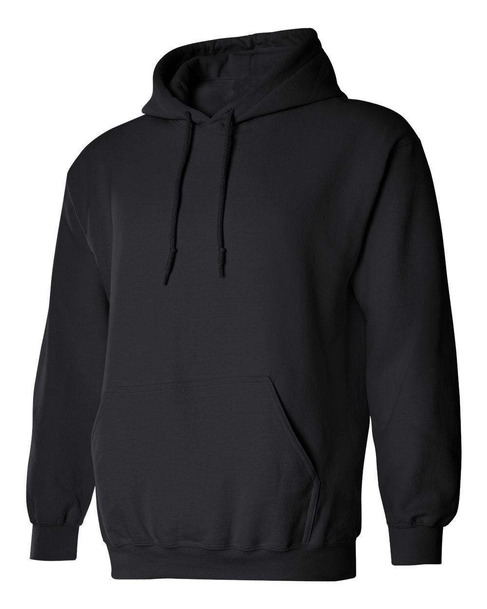 Hoodie Plain Blank Sweatshirt Men Women Hooded Pullover Fleece ...