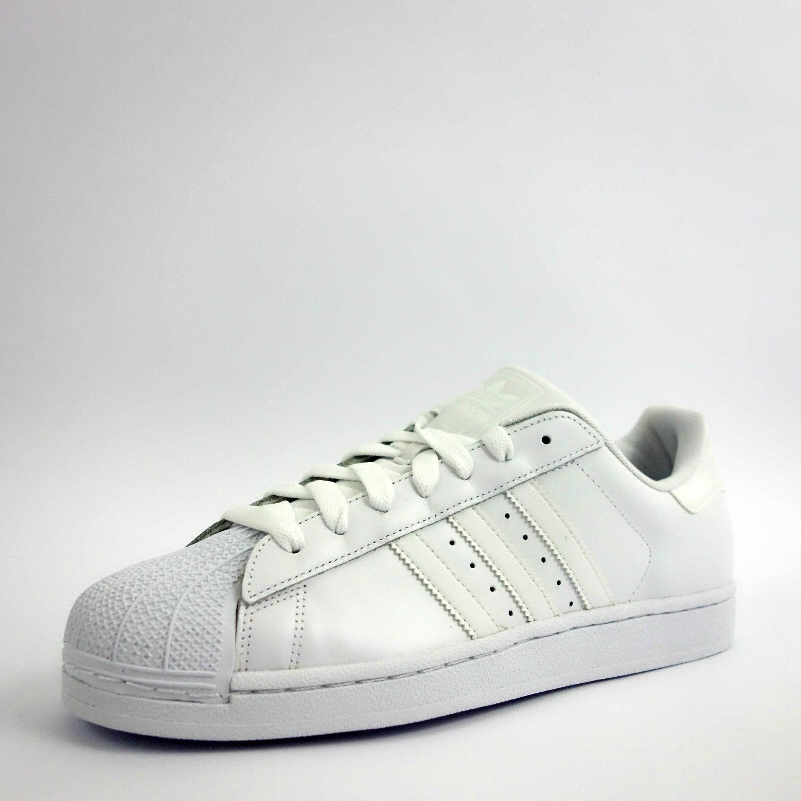 adidas Originals Superstar 2 II Mens Shell Toe Leather Trainers Shoes Sneakers