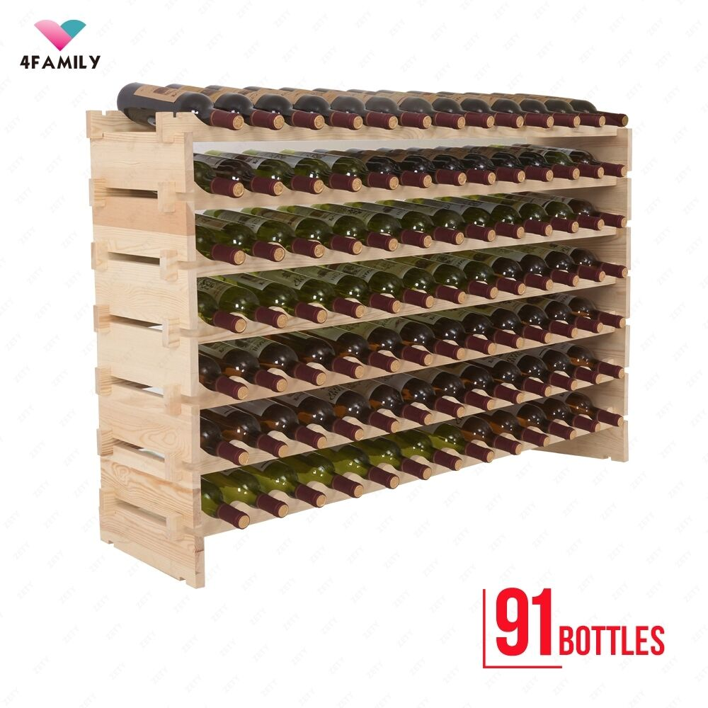 racks watch how rack wooden wine a youtube make to